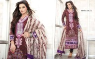 Firdous Mills Girls Fall Winter Khaddar Collection 2013-14