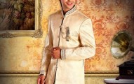 Men Latest Stylish Wedding Kurta Dress Collection by Peter England