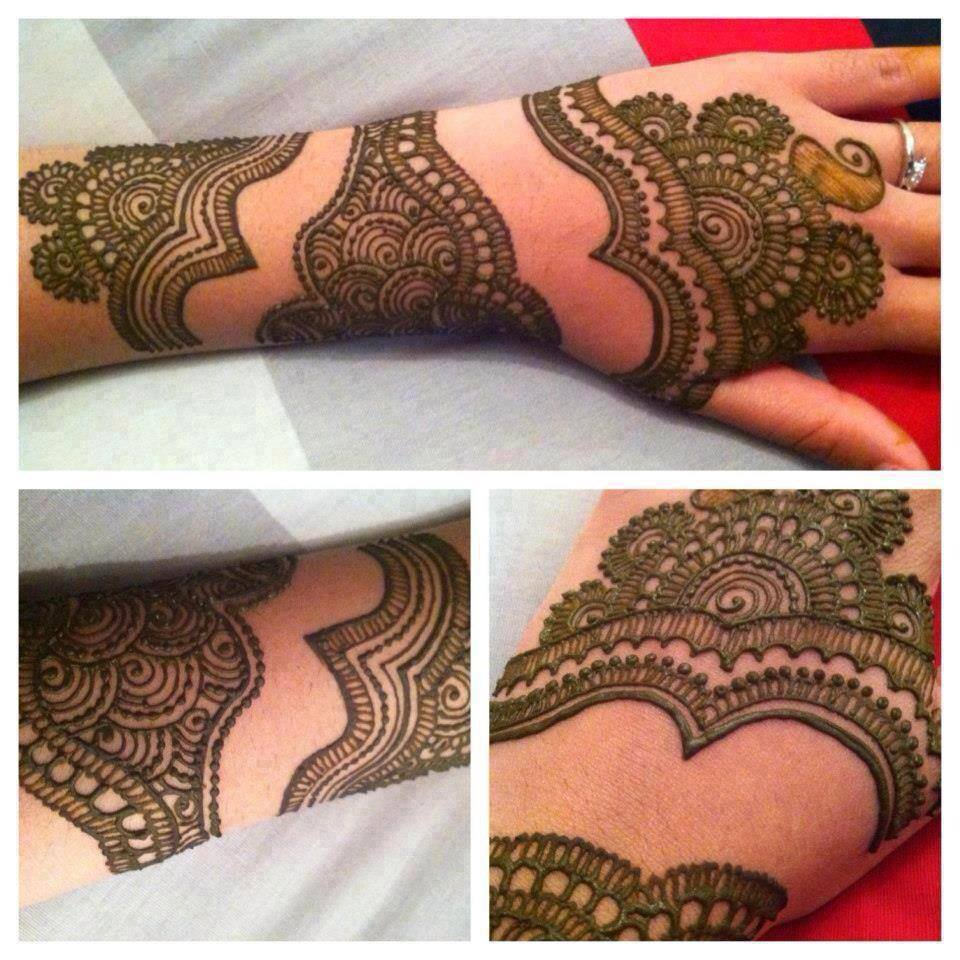 Mehndi For Girl : Best mehndi hina designs for pakistani and indian girls