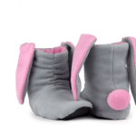 Jolly Bunny Winter Collection Slippers