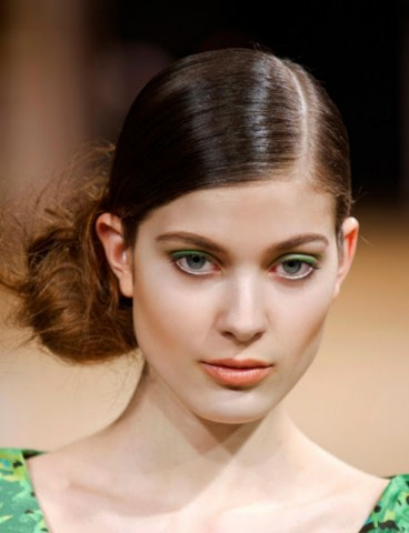 Stylish Hairstyle For Christmas Parties and New Year (6)