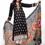 Winter Mausummery Dresses For Girls Collection 2013
