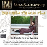 Mausummery Winter Dresses For Girls Collection 2013