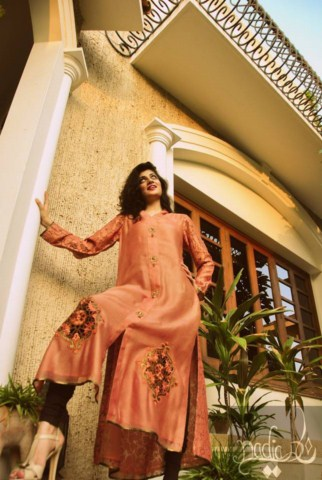 Nadia Farooqui Designer Winter Collection For Women