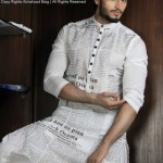 Latest Men Winter Kurta Collection 2013-14 By Selection
