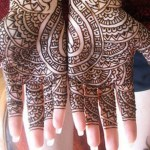 Wedding Henna Mehndi Tattoos Designs 2013-2014