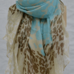 Uber Chic Beautiful Winter Scarfs Collection 2013-14 (5)