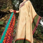 Umar Sayeed Beautiful Embroidered Winter Collection 2013-14 by Alkaram (6)