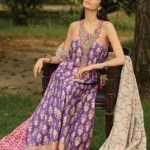 Umar Sayeed Beautiful Embroidered Winter Collection 2013-14 by Alkaram (1)