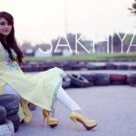 Women Winter Wear Dresses Collection 2013-14 By Sakhiyan (2)