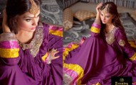Zunaira Lounge Women Formal Winter Wear Collection 2013-14 (2)