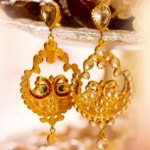 Asian Girls Trendy Jewelry Design For Bride and Wedding Parties