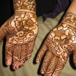 Indian Fantastic Mehndi style