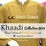 Khaadi Kurta Corner Winter Kurta 2013-2014 for Men (5)