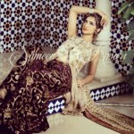 Sameen Kasuri Stylish Women Bridal party collection