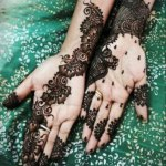 Indian traditional Henna book