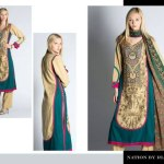Nation Winter Dresses by Riaz Art For Women (9)