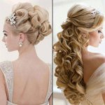 Most Attractive Women Christmas Hairstyles 2014