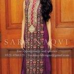 Rangoli Wedding Suits Collection by Sara Naqvi (11)