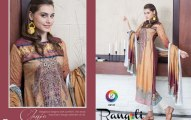 Rashid Digital Latest Elegance Winter Linen Dresses Vol-1 by Rangoli Shop (25)