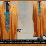 Latest Formal collection by Saadia Asad