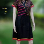 Yellow Clothing Indian Kameez Women Elegance Dresses (6)