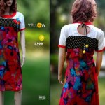 Yellow Clothing Indian Kameez Women Elegance Dresses (2)