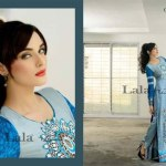Woolen Shawl Collection Women Style by Lala Textiles 2014-2015 (7)
