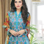 spring collection for women by dawood textile