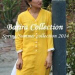 Barira Collection lawn Dresses 2014-2015 For Women