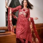 Ideas Gul Ahmed Spring Summer Concept Ladies Collection 2014 (2)