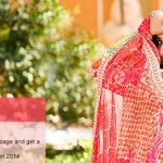 Latest Summer Crescent Textile collection for ladies