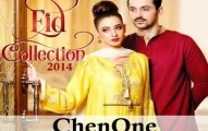 Chen One Latest Eid Fashion New Collection 2014-15