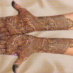 eid best mehndi style for hands