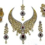 Indian Bridal Gold Jewelry Designs 2014