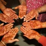 wedding henna designs 2016