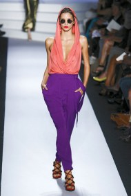color blocking is one of the biggest trends happening this season