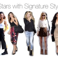 Celebrities with Signature Style of 2015