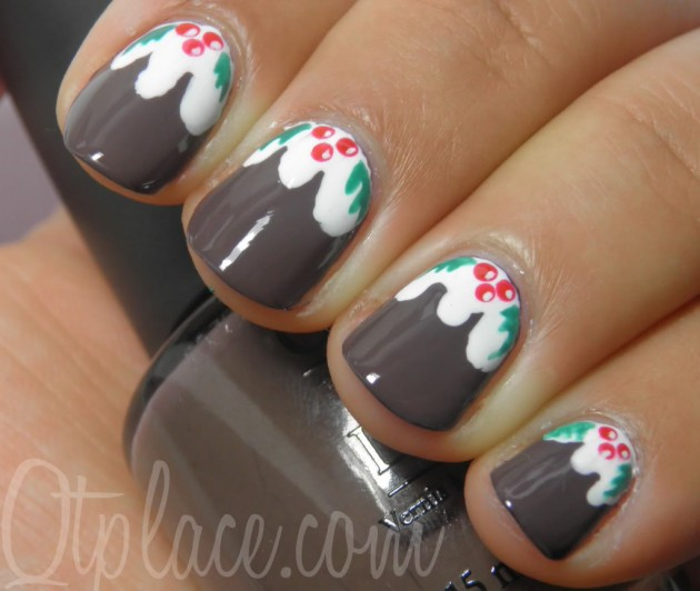 20 Cute Christmas Nail Ideas