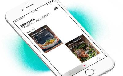 Adidas debuts lifestyle app All Day