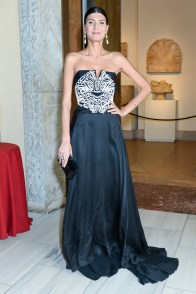 Giovanna Battaglia at The Met