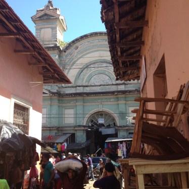8.GRANADA- Central Market