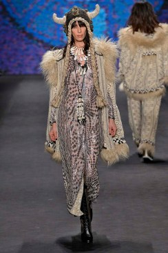 Anna Sui New York RTW Fall Winter 2015 February 2015