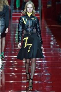Versace Milan RTW Fall Winter 2015 February March 2015