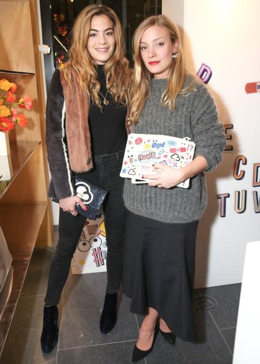 Chelsea Leyland, Kate Foley