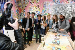 Sunglass Hut Soho Store Reopening & Artist Series Launch