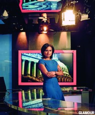 Kristen Welker, NBC News White House correspondent, who is also covering the 2016 campaign