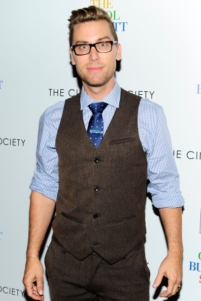 "Lance Bass== Time Life and The Cinema Society host a screening of ""The Carol Burnett Show: The Lost EpisodesÓ== Tribeca Grand Hotel, NYC== September 17, 2015== ©Patrick McMullan== Photo - Paul Bruinooge/PatrickMcMullan.com== =="
