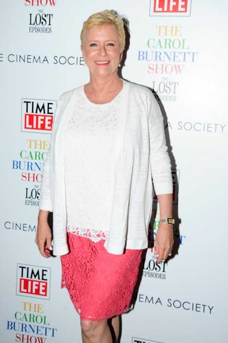 "Eve Plumb== Time Life and The Cinema Society host a screening of ""The Carol Burnett Show: The Lost EpisodesÓ== Tribeca Grand Hotel, NYC== September 17, 2015== ©Patrick McMullan== Photo - Paul Bruinooge/PatrickMcMullan.com== =="