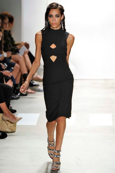 Nicole Miller New York RTW Spring Summer 2016 September 2015